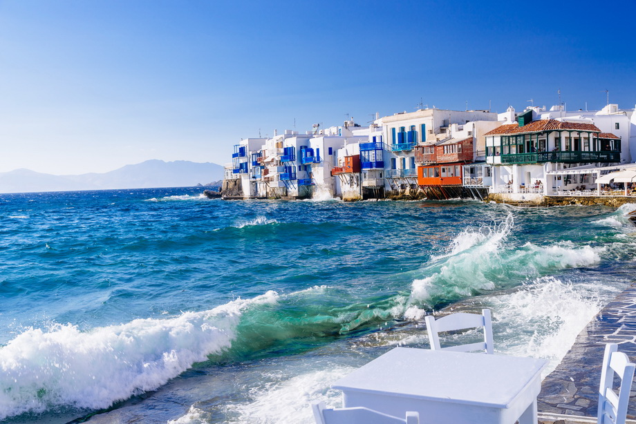 Day 6: One-day-cruise to Delos - Mykonos