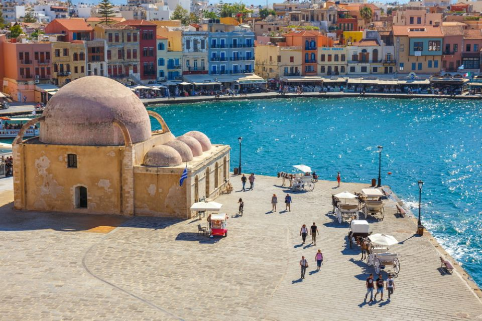 Day 6: On the west side of Crete – Chania & Rethymno