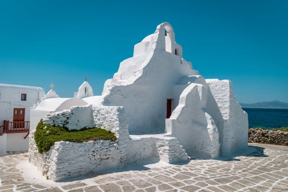 Day 5: One-Day-Cruise to Delos – Mykonos